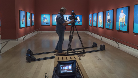 Hockney Æ EXHIBITION ON SCREEN (David Bickerstaff)