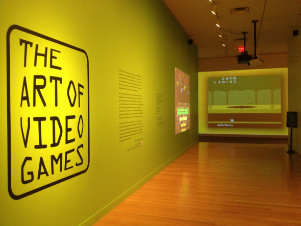 Mostra The Art of Video Games
