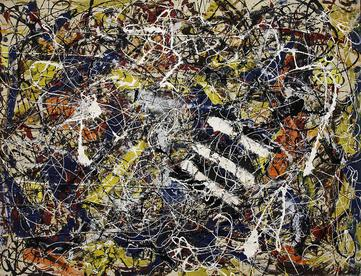 Pollock Number 17A 1948