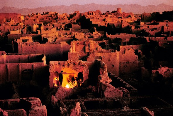 Herat, Afghanistan, Icons di Steve McCurry