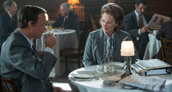 The Post, 2017, Steven Spielberg , Meryl Streep, Tom Hanks