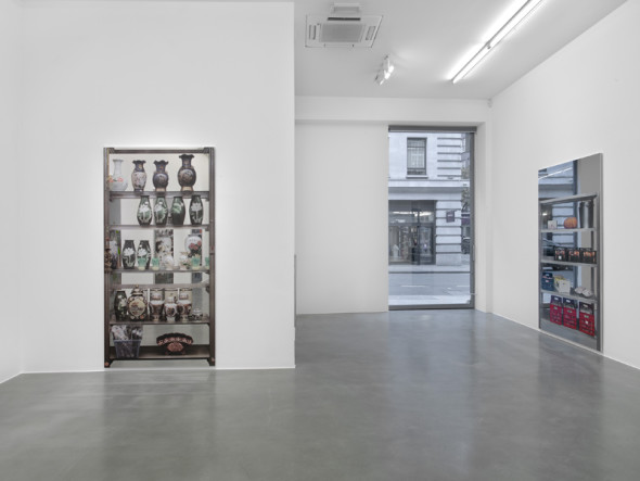 Simon Lee Gallery, London Installation view