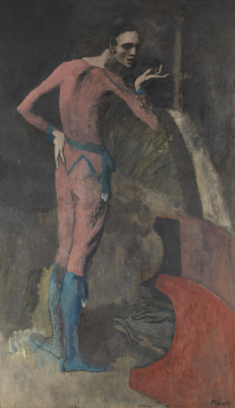 Pablo Picasso, The Actor, 1904-05
