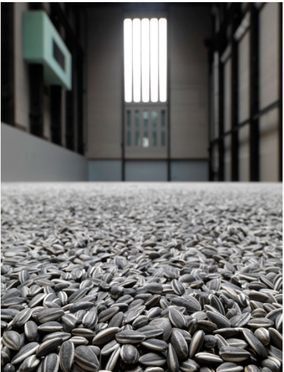Ai Weiwei,Sunflower Seeds
