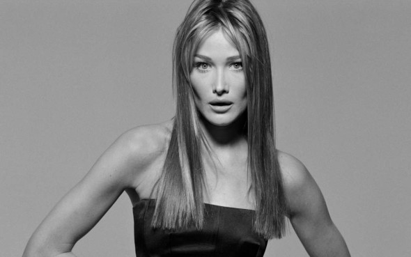 Carla Bruni (speakers corner)