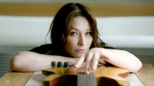 Carla Bruni (the daily beast)