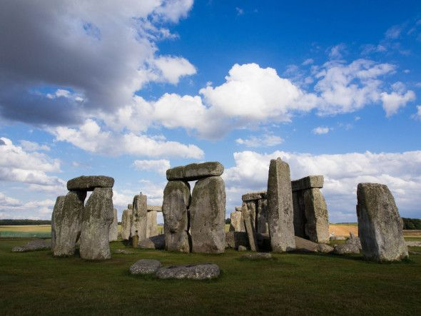 Stonehenge. Foto Wilfried Joh, via Flickr
