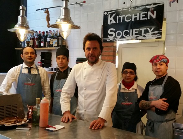 kitchen society