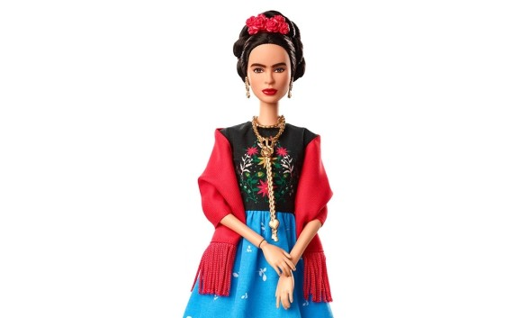 La nuova Barbie Frida Kahlo