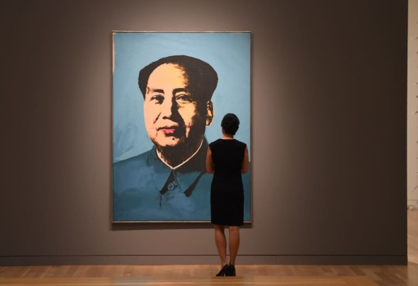 Andy Warhol, Mao