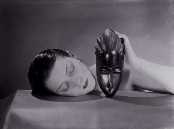 Man Ray, Noire et blanche, 1926, © Man Ray Trust by SIAE 2018