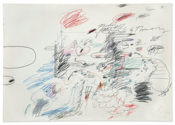 cytwombly - christie's
