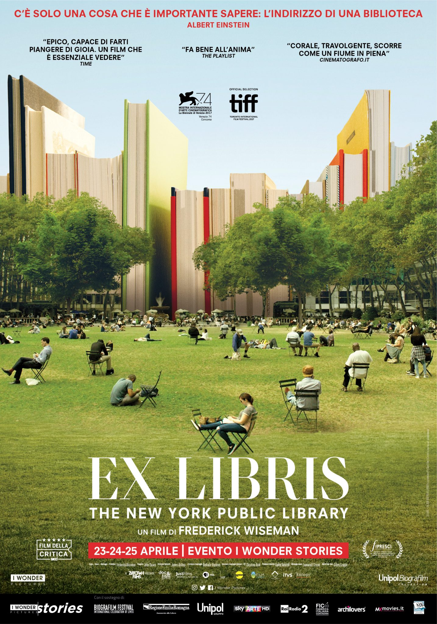 Ex Libris – The New York Public Library