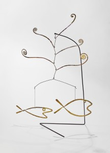 LOT 2 ALEXANDER CALDER FISH AND WATER WEEDS Estimate   1,500,000 — 2,000,000 USD PRICE REALIZED USD 2,535,000