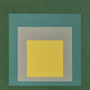 LOT 8 JOSEF ALBERS HOMAGE TO THE SQUARE: LIGHT INSIDE Estimate   1,200,000 — 1,800,000 USD PRICE REALIZED USD 2,055,000