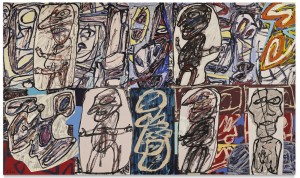 LOT 15 JEAN DUBUFFET LA QUÊTE DE L'OUEST Estimate   3,000,000 — 4,000,000 USD PRICE REALIZED USD 3,015,000