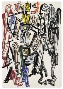 LOT 18 ROY LICHTENSTEIN WOMAN IV Estimate   3,000,000 — 4,000,000 USD PRICE REALIZED USD 2,415,000