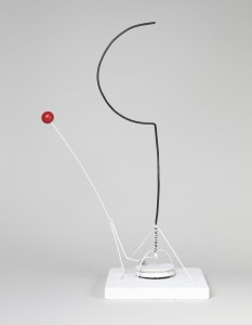 LOT 47 ALEXANDER CALDER DOUBLE ARC AND SPHERE Estimate   2,000,000 — 3,000,000 USD PRICE REALIZED USD 1,215,000