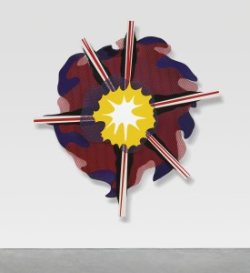 LOT 25 ROY LICHTENSTEIN WALL EXPLOSION III Estimate   2,000,000 — 3,000,000 USD PRICE REALIZED USD  4,856,900