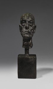 LOT 16 ALBERTO GIACOMETTI DIEGO (TÊTE SUR SOCLE CUBIQUE) Estimate   1,500,000 — 2,000,000 USD PRICE REALIZED USD 1,215,000