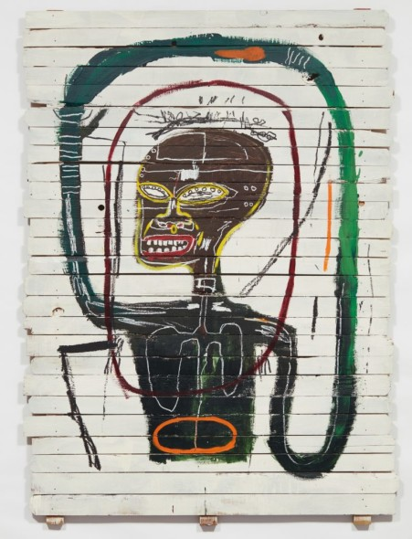 Flexible, di Jean-Michel Basquiat