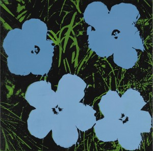 LOT 3 ANDY WARHOL FLOWERS Estimate   2,000,000 — 3,000,000 USD PRICE REALIZED USD 3,615,000