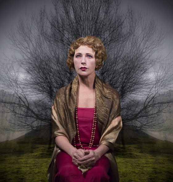 Sherman_Untitled578 Cindy Sherman Untitled #578, 2016 dye sublimation metal print 128.3 x 121.9 cm Pinault Collection Courtesy of the artist and Metro Pictures, New York