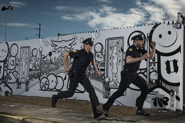 The London Police, Wynwood, Miami, 2013