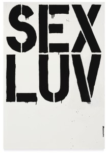 LOT 10 CHRISTOPHER WOOL UNTITLED Estimate   7,000,000 — 10,000,000 USD PRICE REALIZED USD 7,905,200