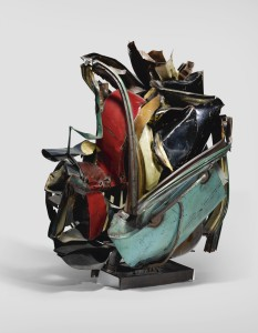 LOT 13 JOHN CHAMBERLAIN NUTCRACKER Estimate   4,000,000 — 6,000,000 USD PRICE REALIZED USD 5,534,300