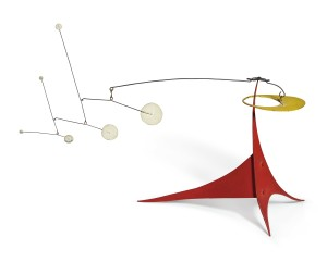 LOT 17 ALEXANDER CALDER UNTITLED Estimate   1,000,000 — 1,500,000 USD PRICE REALIZED USD  915,000