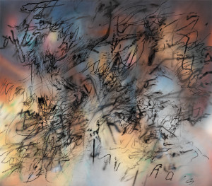LOT 2 JULIE MEHRETU CONJURED PARTS (DRESDEN) Estimate   1,000,000 — 1,500,000 USD PRICE REALIZED USD 3,375,000