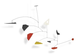 LOT 29 ALEXANDER CALDER VARIOUS SHAPES, COLORS, PLANES Estimate   1,800,000 — 2,500,000 USD PRICE REALIZED USD 2,295,000