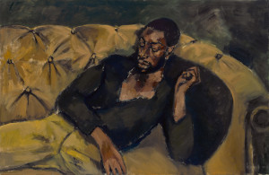 LOT 3 LYNETTE YIADOM-BOAKYE AN ASSISTANCE OF AMBER Estimate   100,000 — 150,000 USD PRICE REALIZED USD   555,000