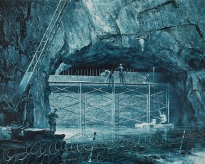 LOT 39 MARK TANSEY SOURCE OF THE LOUE Estimate   2,500,000 — 3,500,000 USD PRICE REALIZED USD 7,453,600