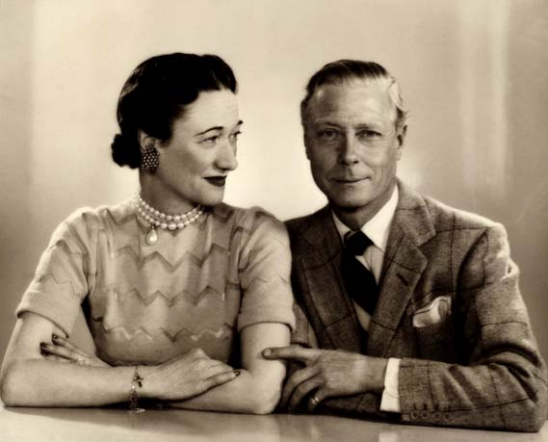 Wallis Simpson e il re Edward VIII