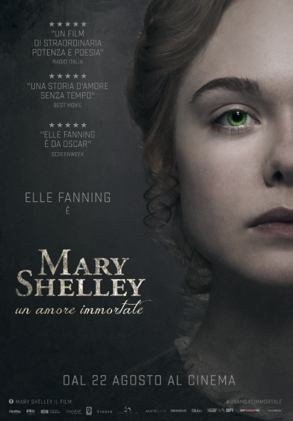 MARY SHELLEY un film di HAIFAA AL MANSOUR