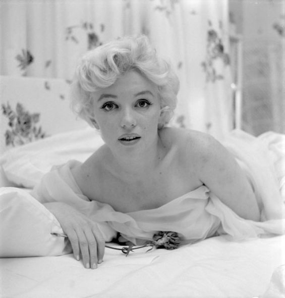 MARILYN MONROE, 1956 BY CECIL BEATON ©THE CECIL BEATON STUDIO ARCHIVE AT SOTHEBY'S