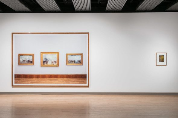 Installation images _ Andreas Gursky at Hayward Gallery 25 January – 22 April 2018 _ credit Mark Blower
