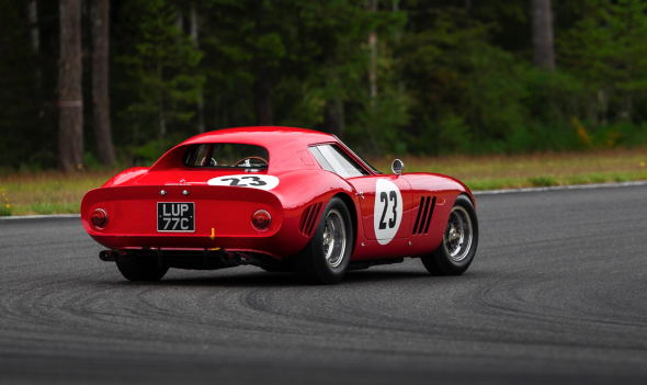 1962 Ferrari 250 GTO by Scaglietti Chassis No.3413 Engine No.3413 Gearbox No.5 Rear differential no.5 STIMA $45,000,000 - $60,000,000 Sold For $48,405,000 Inclusive of applicable buyer's fee. RM   Sotheby's - MONTEREY 2018 - August 25, 2018
