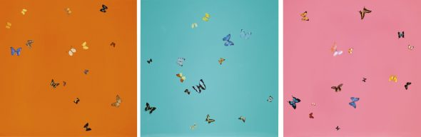 DAMIEN HIRST BOYS 'N' GIRLS 'N' THE SUN Estimate 300,000 — 400,000 Lot Sold 574,000 GBP
