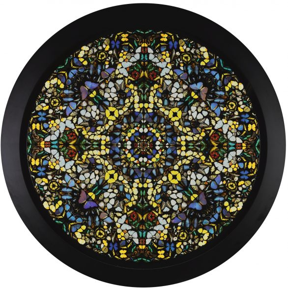 DAMIEN HIRST EPIPHANY Estimate 280,000 — 350,000 Lot Sold 490,000 GBP