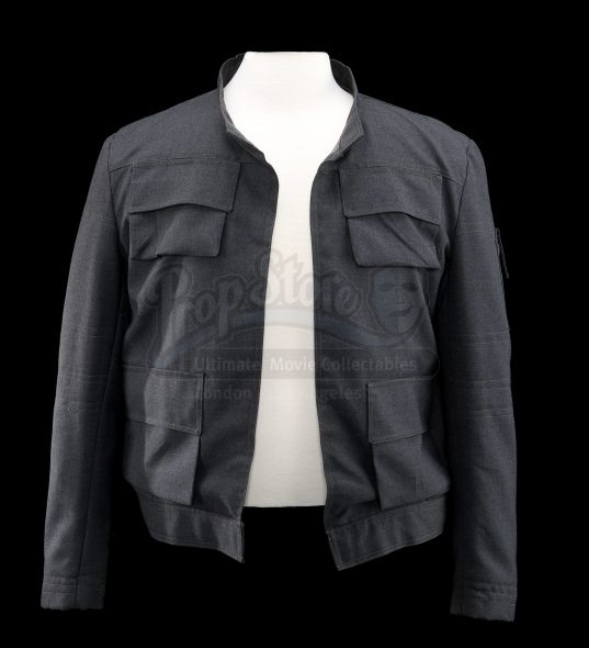 Star Wars - Ep V - The Empire Strikes Back Lot # 463 - Live Auction 2018 - Han Solo's (Harrison Ford) Jacket
