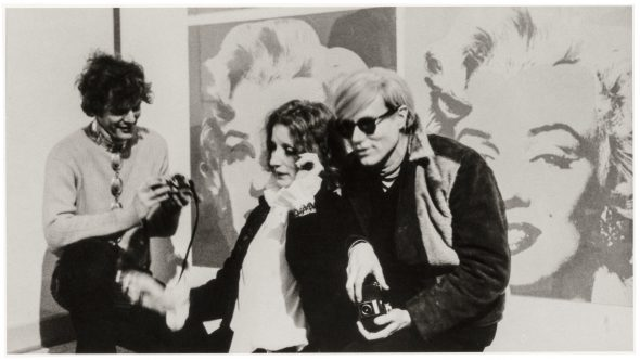 Interior from the exhibition Andy Warhol at Moderna Museet 1968 Photo Moderna Museet