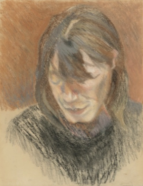 Lucian Freud, Head of a Woman (circa 1980, estimate: £350,000-450,000)