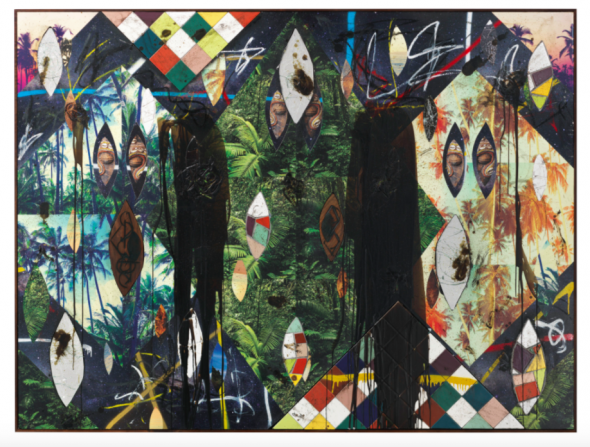 Rashid Johnson-christies