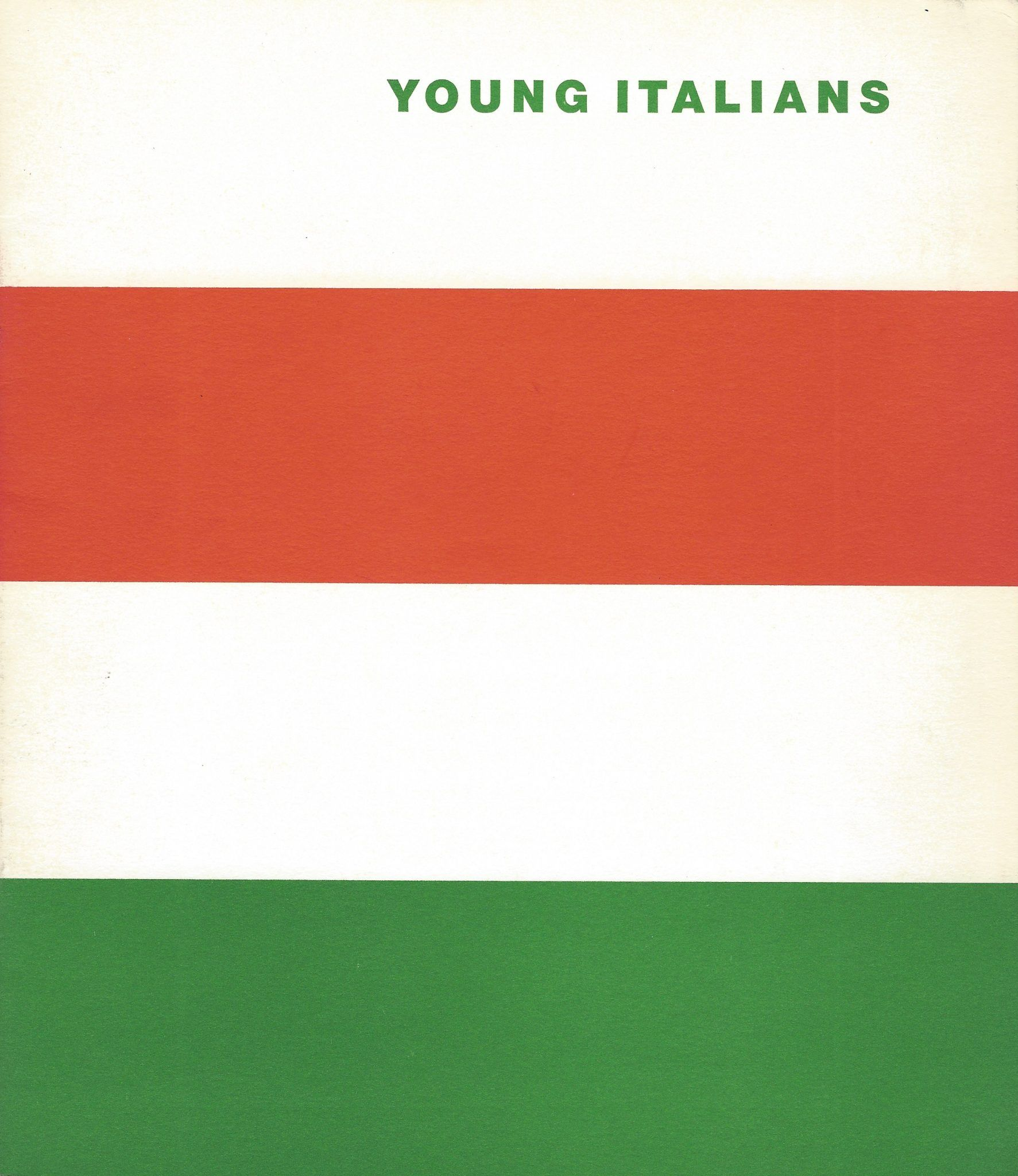 young italians
