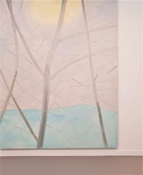 Alex Katz, Light Landscape 1, 2016