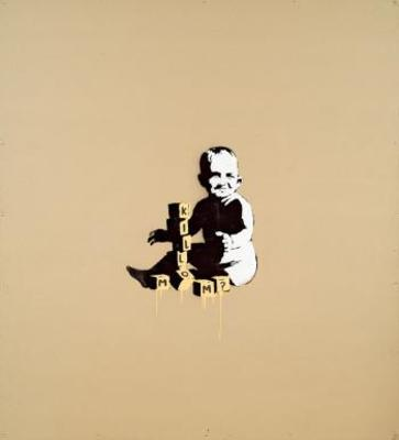 Banksy, Kill your mom?