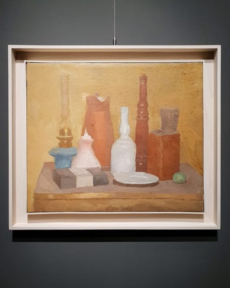 Giorgio Morandi, Natura morta. 1923. Estimate 800,000 — 1,200,000 Lot Sold 2,169,000